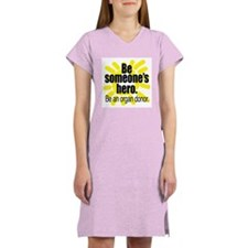 Organ Donor Hero Women's Nightshirt