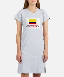Perfect Colombian Women's Nightshirt
