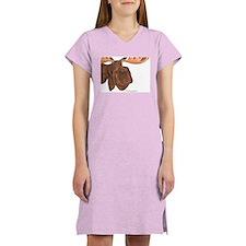 moose Women's Nightshirt