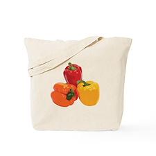 Bell Peppers, Bag/Tote Tote Bag