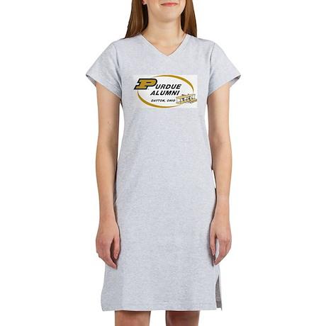Purdue Alumni Women's Nightshirt
