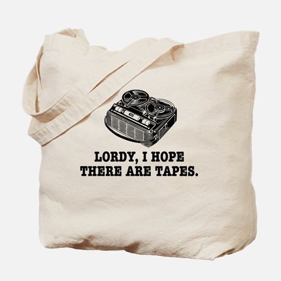 Funny Tape Tote Bag