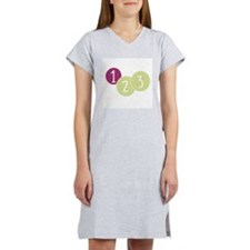 TRIPLETS 1 of 3 - Women's Nightshirt