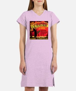 Audition Horror Movie Women's Nightshirt
