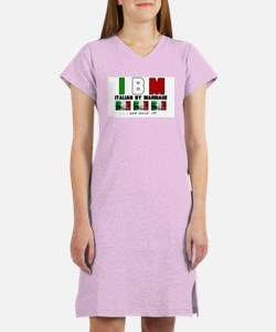 Italian By Marriage - and lov Women's Light Nights