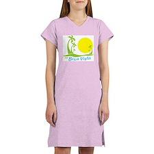 Del Boca Vista Women's Nightshirt
