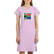 South African Parts Women's Nightshirt