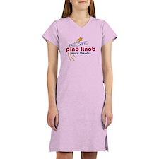 pine knob Women's Nightshirt