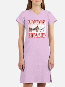 London, England Women's Nightshirt