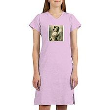 Bellydance Vintage Photo Woman Women's Nightshirt