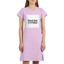 TGIF Women's Nightshirt