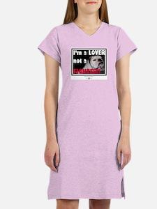 I'm a Lover! Women's Nightshirt