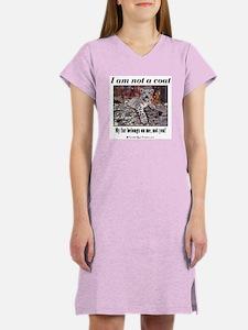 Paws Off Women's Nightshirt