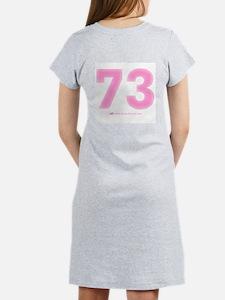 Scrapalicious - Pink Women's Pink Nightshirt