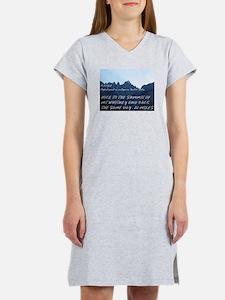 Whitney Women's Pink Nightshirt