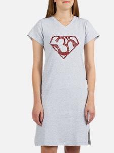 Vintage Super Om Women's Nightshirt