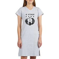 4 Hymn Tour Shirt Women's Nightshirt