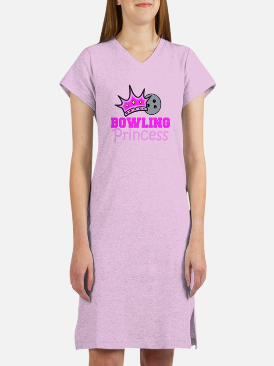 Bowling Princess Women's Nightshirt