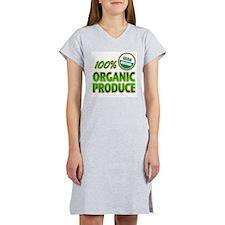 Organic Produce Women's Nightshirt