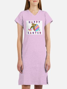Easter Turtle Women's Nightshirt