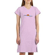 Grand Cayman Sunset Women's Nightshirt