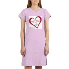Small Businesses, Big Hearts Women's Nightshirt