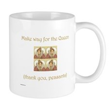 Make Way for the Queen Mug