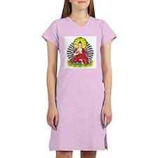 Vintage Buddah Women's Pink Nightshirt