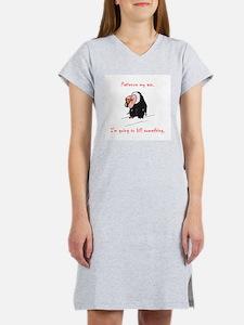 Cute Patience Women's Nightshirt