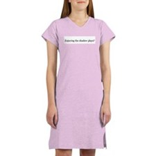 The Cave Women's Nightshirt