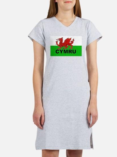 Wales Women's Nightshirt