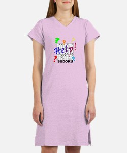 Help! Women's Nightshirt