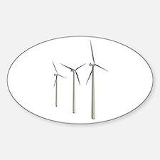 Wind Turbines Decal