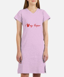 I Love My Yooper Women's Nightshirt