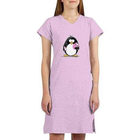 new baby girl Penguin Women's Nightshirt