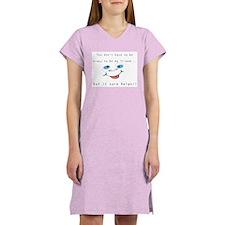 Crazy Friend Women's Nightshirt