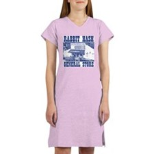Women's Blue Nightshirt