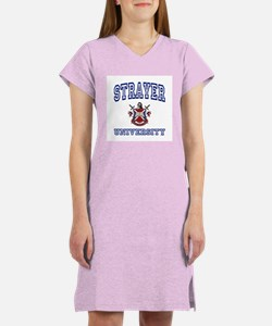 STRAYER University Women's Nightshirt