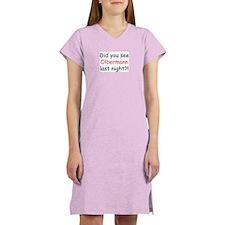 Olbermann Fan Women's Nightshirt