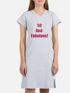 Plus Size Women's Nightshirt