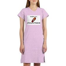 Raised on...Chancletazos Women's Nightshirt