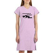 I've got friends in low places Women's Nightshirt