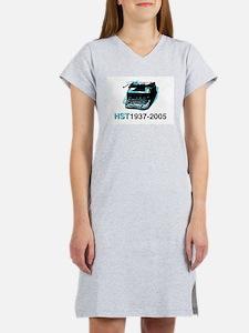 Hunter S Thompson Women's Nightshirt