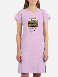 M1A1 Abrams Women's Nightshirt