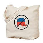 No More Republicans! Tote Bag