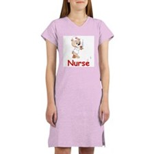 Nurse Bear Women's Nightshirt