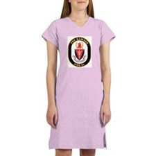 USS RAMAGE Women's Nightshirt