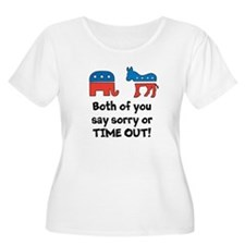 Bipartisan time out! T-Shirt