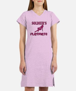 Unique Soldiers princess Women's Nightshirt