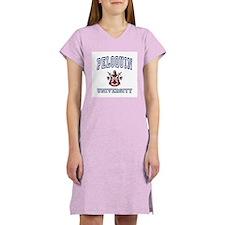 PELOQUIN University Women's Nightshirt